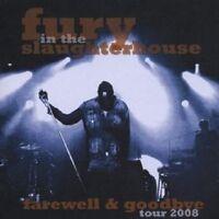 FURY IN THE SLAUGHTERHOUSE-FAREWELL&GOODBYE-...2 CD NEU