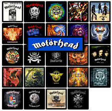 MOTORHEAD multi-pack of 25 magnets set lot (album discography magnet) RIP Lemmy.