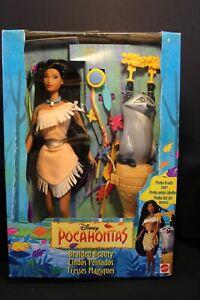 Disney - POCAHONTAS Braided Beauty - #13332 - Mattel  - NRFB