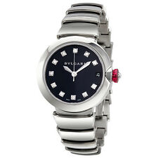 Bvlgari Lvcea Automatic Blue Dial Ladies Watch 102564