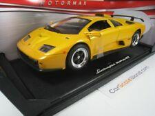 LAMBORGHINI DIABLO GT 1/18 MOTORMAX (YELLOW)