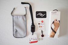 Peak Design Cuff Camera Wrist Strap Black (CF-BL-3) & Key Tether