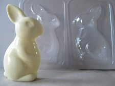 RABBIT / EASTER BUNNY CHOCOLATE MOULD/MOLD with instructions FREE 1st CLASS P&P