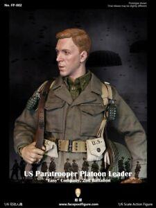 Ww2 Platoon Leader 1/6