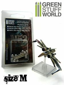 Rotation Magnets (Size-M) for X-Wing miniature Game - ARC-170 K Wing figther