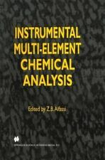 Instrumental Multi-Element Chemical Analysis (2012, Paperback)