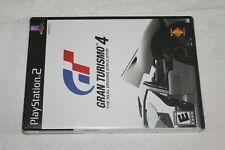 Gran Turismo 4 PlayStation 2 Ps2 New Sealed Black Label w/ Upc Rare Nm!