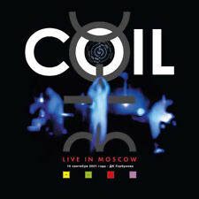 COIL Live in Moscow CD 2018 LTD.400
