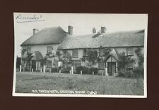 Devon CHERITON BISHOP Old Thatch Hotel Used 1966 RP PPC