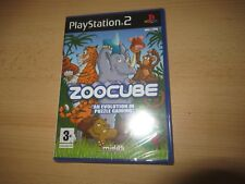 Zoo Cube (PS2) - new sealed  pal version