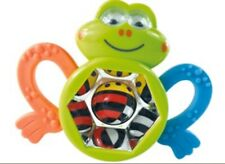 NEW Discovery Toys Groovy Frog Activity & Teething Toy- 3 months+