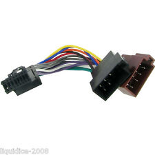 CT21PN05 PIONEER 16 pin iso pour autoradio power lead compatible avec DEH-P4500MP