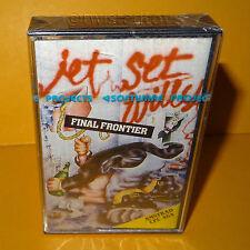 VINTAGE AMSTRAD CPC 464 Jet Set Willy the final frontier cassette jeu Scellé