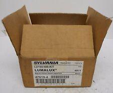 SYLVANIA MAGNETIC BALLAST 47619-4, LU150/480-KIT, 150 WATT, 480 VOLTS, S55