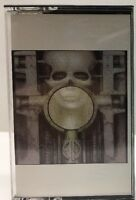 Emerson Lake & Palmer Brain Salad Surgery Cassette Tape CS 19124