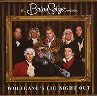 Brian Setzer Orchestra - Wolfgang's Big Night Out [CD]