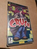 Crush (Sony PSP, 2007) Sega Game