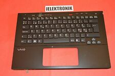 ♥✿♥ TOUCHPAD O. chassis Keyboard SONY VAIO serie svs13 9z.n6blf.201 (se) illuminato