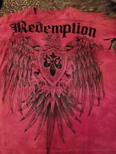 Raw State Redemption T shirt Size Small