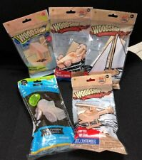 Woodshop Bird Feeder, Race Car, Sail Boat, Truck, Helicopter Craft Kits-NEW