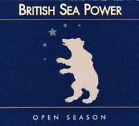 British Sea Power - Open Season [New & Sealed] Digipack CD