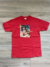 Supreme Pam Grier T Shirt Red SS12 Large