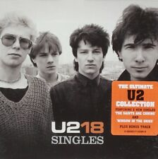 U2 U218 SINGLES CD GREATEST HITS NEU