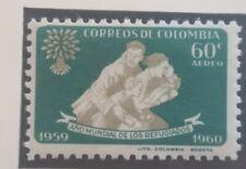 COLOMBIA 1960 WORLD REFUGEE YEAR  MI.NR. 926 MINT.N.H.
