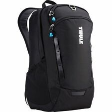 "Thule EnRoute Strut 15"" Laptop Macbook Daypack Nylon Backpack Bag Black"