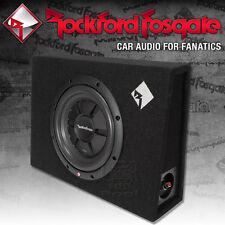 Rockford Fosgate Prime R2S-1X10 flach Gehäusesubwoofer 25cm Bass Subwoofer