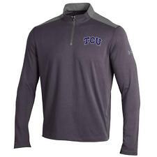 "TCU Horned Frogs Under Armour NCAA /""Defense/"" Men/'s Performance S//S Shirt"