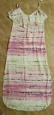 BNWT Quiksilver 'Electric Dreams' dress!! Size S!! Rrp $189!! 100% silk!!