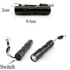 Bright Outdoor Waterproof LED Flashlight Torch Light Bulb Lamp (no battery) Hot