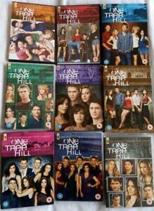 One Tree Hill Complete Series 1-9/Season 1, 2, 3, 4, 5, 6, 7, 8, 9 DVD Box Set