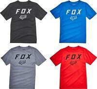 Fox Racing Youth Legacy Moth T-Shirt - Boys Short Sleeve Graphic Tee MX ATV MTB