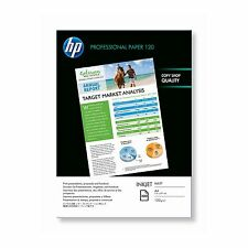 Hp A4 Profesional Mate Papel 120g/M2 - 200 Hojas- Q6593a
