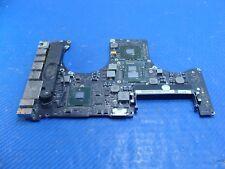 """MacBook Pro A1286 15"""" 2010 MC371LL/A OEM i5-520M 2.4GHz Logic Board 661-5566 ER*"""