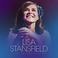 Lisa Stansfield Live IN Manchester (2015) 22-track 2xCD Album Neu/Ungespielt