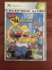 THE Simpsons: Hit & Run - Microsoft Xbox GAME Video