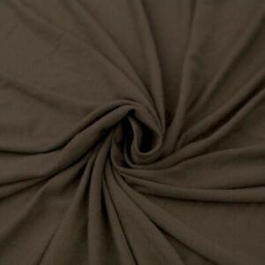 Rayon Jersey Stretch Knit Fabric - Medium Weight/ 180 GSM - Style 409