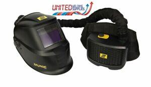 ESAB Savage A40 Air Fed Kit C/W ESAB PAPR Unit 1000mm Hose