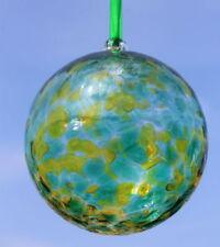 Paperweight Green Glass