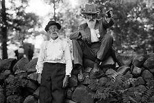 New 5x7 Civil War Photo: Veterans of the G.A.R. & U.C.V. at Gettysburg Reunion