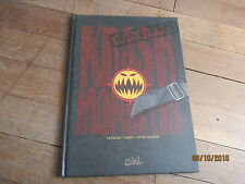 ALBUM BD KRASHMONSTERS tome 1 edition angouleme  eo 2002 tarquin dutto floch