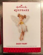2013 Daisy Fairy #9 In Fairy Messenger Series ~ Hallmark Keepsake Ornament New