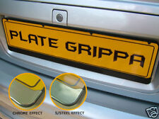 Plate Grippa™ Number Plate Carrier / Holder / Surround - BLACK