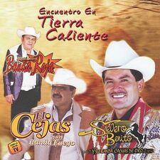 Various Artists : Encuentro En Tierra Caliente CD