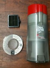 Dirt Devil Power Max Canister Assembly Only For Pet Vacuum Ud70065 (k16)