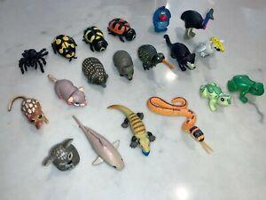 Bulk lot of 19 YOWIES (Australian animals, birds, reptiles etc). No papers