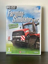 Farming Simulator 2013 PC - DVD ROM | Good Cond | Free U.K. Post